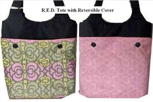 Cute Interchangeable Handbag Covers From R.E.D Totes