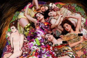 'La Esencia de Klimt' Given a Modern Spin by Kattaca
