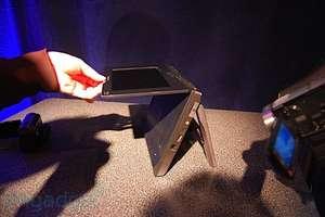 Panasonic DMP-B15 is World's First (CES 2009)