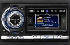 Touchscreen Receivers