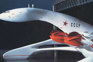 Luigi Colani's Futuristic Planes, Trains and Automobiles