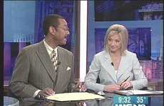 News Anchor Dance Parties - WGN's Weekend Team Busts a Move