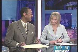 WGN's Weekend Team Busts a Move