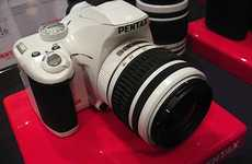 Star Wars-Inspired Cameras - Stormtrooper Photographers Love New Pentax K2000 (CES 2009)