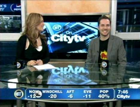 CityTV Breakfast Television: Jeremy Gutsche on the Top 5