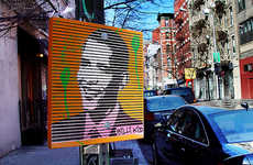 15 Obama Street Art Masterpiece...
