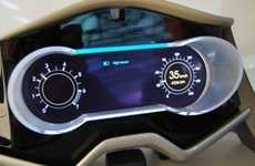 Personalized LCD Dashboards