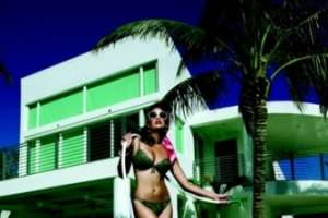 Scorching Freya Swimwear Captured in the Miami Heat