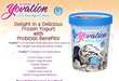 Premium Probiotic Frozen Treats