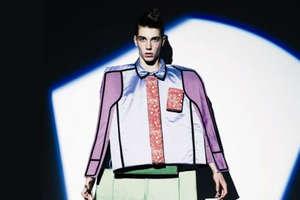 Flat-Packed Menswear in 3-D