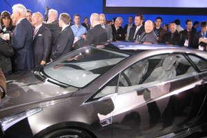 GM Builds Cadillac Converj