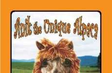 Children's Books to Promote Individuality - 'Anik the Unique Alpaca' Shows Life As An Animal