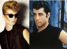 MaxMara SS09 Campaign Channels John Travolta in Grease