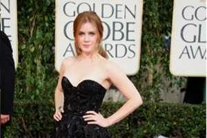 Smoldering Strapless Dresses Among Golden Globe Winners