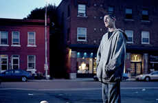 Portraits of Crack Addicts - USER by Tony Fouhse Finds Compassion for the Fallen