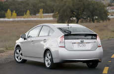 Next Generation Hybrids - Toyota Launches 2010 Prius