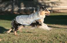 Evaporative Cooling Dog Coats