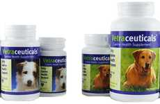 Designer Vitamins for Pets - Vetraceuticals Are Like Anti-Aging Pills for Canines
