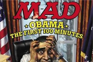 'The First 100 Minutes of the Obama Presidency'