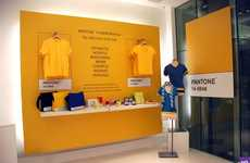 Gap Pop-Up Shops Themed Around Pantone Color 'Mimosa'