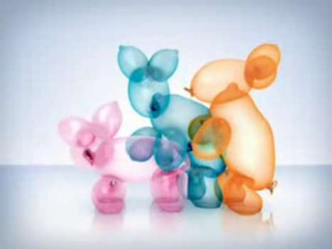 Rubber Rabbit Sexvertising - Durex 'Get it On' Ad Features a Condom-Bunny Threesome