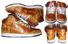 I-Saw Sneakers Are Custom Made Using Your Pictures