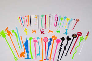 Cocktails Stir Sticks Are Hot With Party Hungry Collectors