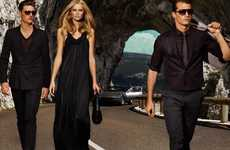 Hugo Boss Black Spring 2009 Campaign Gets Ballsy