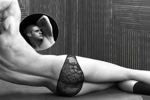 Chad White by Ruven Afanador Rocks The Trend