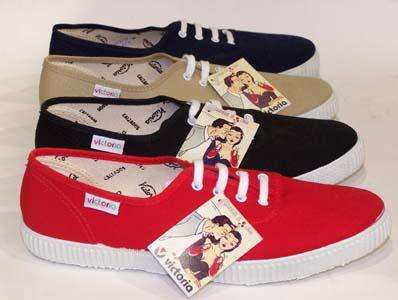 Canvas Sneaker Comebacks - Victoria Shoes Return From the 1980s