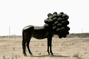 Unusual Balloon and Smoke Photography by Andrea Galvani
