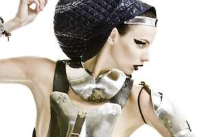 Protective Fashion Garb in Highlights Magazine's 'Armour Karma'