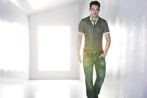 Jonathan Rhys Meyers As The New Face of Energie Jeans