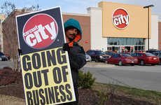 Geotagged Recession Records - Flickr Photographers Document Circuit City Closures