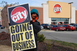 Flickr Photographers Document Circuit City Closures