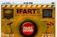 Crowdsourced Commercials - iFart Will Pay for the Person Who Can Toot Their Horn the Best