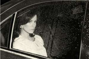 Kate Beckinsale as First Lady Jacqueline Kennedy in Capitol File