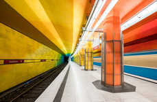 Chromatic Subway Captures