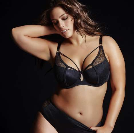 Anti-Body Shaming Letters - Plus-Size Model Ashley Graham Speaks Out in an Essay for 'Lenny Letter'