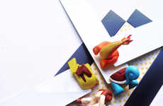 Adorable Anime Bookmarks - Pokemon Characters Dive into Books with the 'GO bookmarks' Series