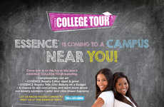 Magazine-Branded Campus Tours