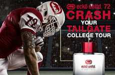 Student-Targeted Fragrance Campaigns