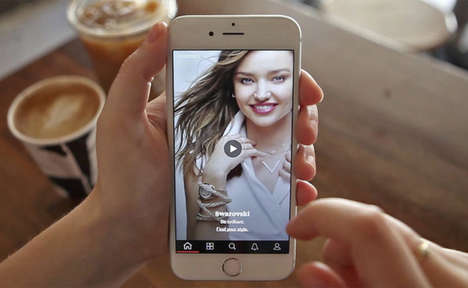 Vertical Video Ads - The 'Flipboard' App Has a New Video Feature for Advertisers