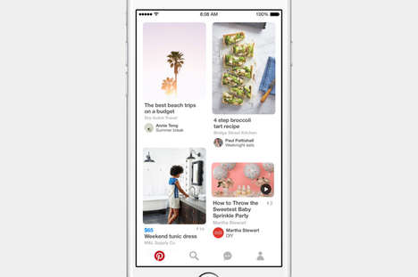 Video Search Tools - The Pinterest Video Search Feature is About to Be Introduced to Users