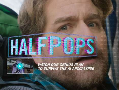 AI Apocalypse Campaigns - 'Halfpops' is Asking Coding Geeks to Use Their Skills to Save the World