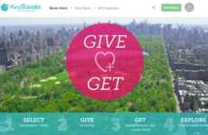 Charitable Travel Platforms