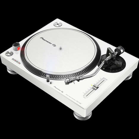 Vinyl-Digitizing Turntables - This Sony Turntable Lets You Convert Records to Digital Files