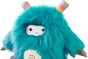 The 'Woobo' Looks Like a Furry Monster but It's Also an Educational Toy for Kids