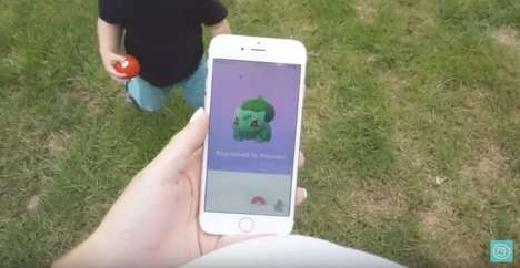 Maternal Gamer Vlogs - This Vlogging Site Carried Out a Study About Pokemon-Induced Labor