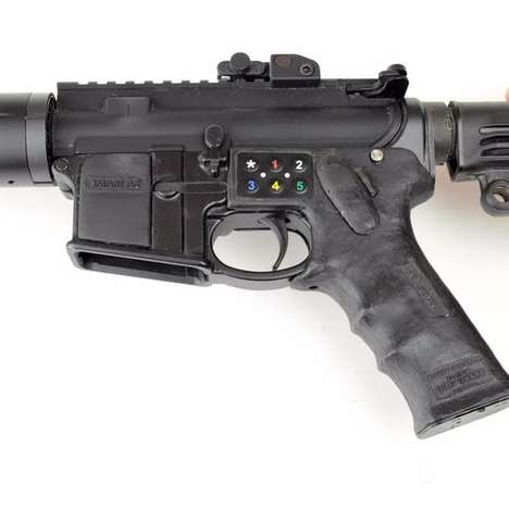 Anti-Theft Smart Pistols - The Smart 2 Gun is Equipped With Its Own Built-In PIN Pad